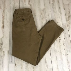 Banana Republic Mens Pants 32 x 32 Athletic Chino
